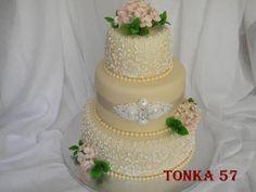 svadobná , svadobné torty | Tortyodmamy.sk