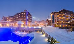 Premium All Inclusive Alpinresort in Saalbach Spa Hotel, All Inclusive, Mansions, House Styles, City, Building, Sports, Travel, Wellness