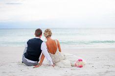 destin beach wedding ceremony in florida