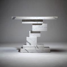 Herve van der Straeten table