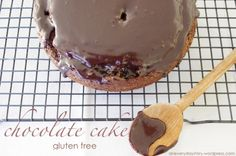 Simple Recipes for Children - Gluten Free Cholcolate Cake