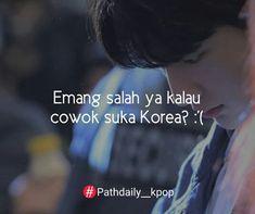 Today Quotes, Meme Comics, Quotes Indonesia, Album Bts, Mood Quotes, Captions, Fangirl, Korea, Facts