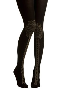 I Knee-d You Now Tights #ModCloth