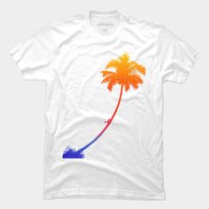 Summer Little Wild illustration on t-shirt and tees to wear on summer beach!