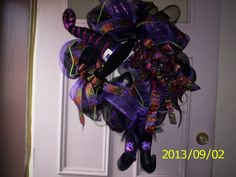 Witchy Wreath!!