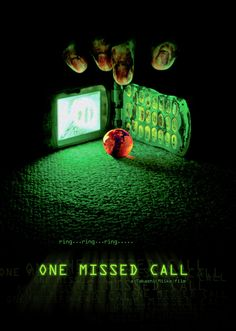 One Missed Call (Chakushin Ari) (2003) - Legendary filmmaker Takashi Miike doesn't disappoint. Gripping stuff, very creepy, and unlike most Asian horror, the climax is scarier than the rest of the movie.