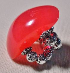 Women's: Think Pink Ring Quantity: 1 Price: $10.00 USD Click here to place your order. http://www.uniquic.com/2014/04/womens-think-pink-quantity-1-price-10.html