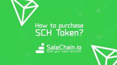 How to purchase SaleChain (SCH) token?