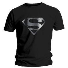 8d94f1865ea Silver Superman...like this shirt . T Shirt Photo