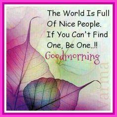 Good Morning & Good Night Quotes