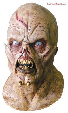 Darkwalker Latex Mask at Costumes4Less.com
