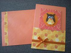 SU Owl Punch - Owl Card www.zwartraafje.be