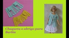 Chaqueta o abrigo para Barbie - YouTube