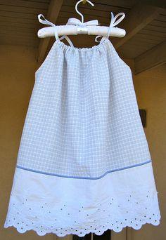 pillowcase dress | pillowcase dress | aheartsobig | Flickr