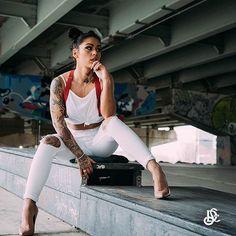 @mzkaylzz X Shot by @akarambo_