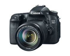 Canon EOS 70D Gets Official