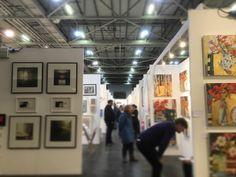 #Harrogate International Visual Arts Expo 2015 today at the #Harrogate International Centre. #HIVE2015 #artfinder @artfinder_com #art #exhibition #event #culture #entertainment #entsleeds #expo #trade #show #production #curation #travel #tourism #tourist #Yorkshire #England #IgersHarrogate