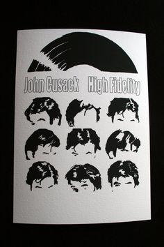 High Fidelity  John Cusack Movie