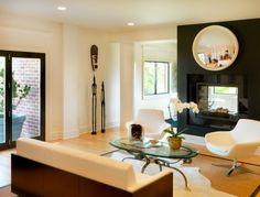 Contemporary living room | Heidi Brooks