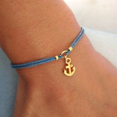 Little Anchor Bracelet www.mint15.nl