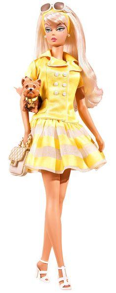 Palm Beach Honey (2010) Silkstone Barbie