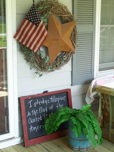 Backdoor Primitives: Americana and the 4th!