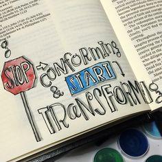 Romans 12:2 Mais