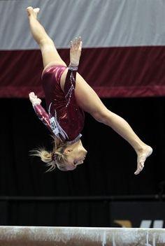 2012 Nationals: Women's Night 2 - Gymnastics Slideshows | NBC Olympics
