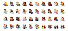 People Groups Icons