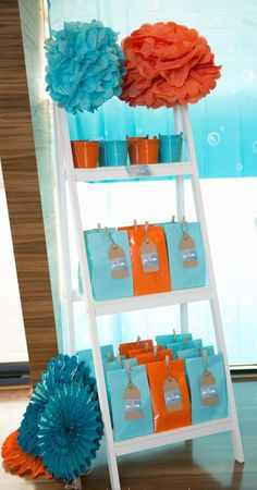 Octonauts Party with Lots of Fun Ideas via Kara's Party Ideas | KarasPartyIdeas.com #Octonauts #PartyIdeas #Supplies (20)