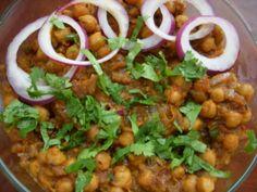 punjabi cholay recipe