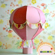 Balão 3D tam. M - Peppa