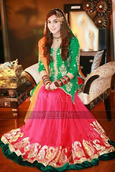 Pakistani bride... #Irfan Ahson Shoot pinned by Zartashia