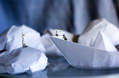 pequena miniatura pessoas Bousserez Barnhart