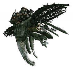 Final Fantasy XII The Airship Alexander