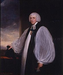 Charles Manners-Sutton (17 February 1755 – 21 July 1828) was a priest in the Church of England who served as Archbishop of Canterbury from 1805 to 1828.