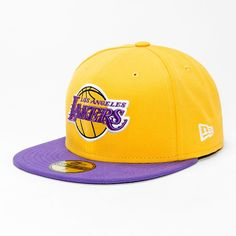 New Era NBA LA Lakers Cap