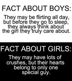 Fact about boys vs. fact about girls quotes frases de amor, frases tristes, Teenager Quotes, Girl Quotes, Teenager Posts, Guy Friend Quotes, Guy Friends, Boy Quotes For Girls, Love Crush Quotes, Having A Crush Quotes, Cute Quotes For Teens