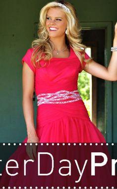 Websites for modest prom dresses