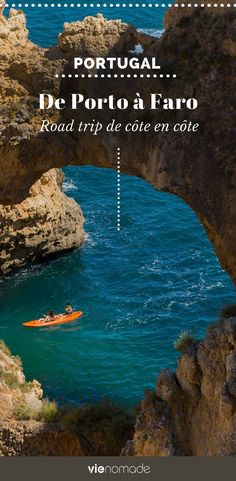 Road trip from Porto to Faro: Portugal, its villages, its coasts and its storks Albufeira Portugal, Faro Portugal, Portugal Travel, Algarve, Road Trip Europe, Road Trip Destinations, Trekking, Voyage Europe, Roadtrip