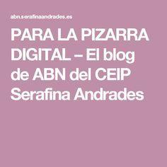 PARA LA PIZARRA DIGITAL – El blog de ABN del CEIP Serafina Andrades Blog, Peru, Montessori, 5 Years, Projects, Addition And Subtraction, Funny Math, Blogging