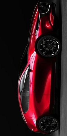 (°!°) MazdaSpeed Concept... Turbocharged Skyactiv
