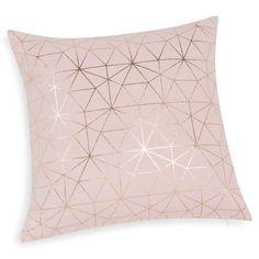 Fodera di cuscino rosa in cotone 40 ...
