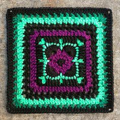 Ravelry: Whimsical Block pattern by Black Sheep Creations
