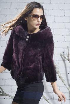 Image detail for -jacket lady genuine mink jacket women mink coat genuine mink fur coat ...