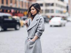 Abrigos en color gris, ¿te apuntas?