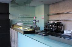 cafetería planta baja
