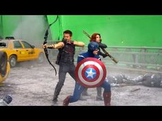 Hollywoods History of Faking It | The Evolution of Greenscreen Compositing - YouTube