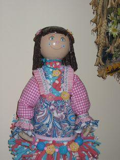 Tininha - Art Dolls created by Alexandra Graça