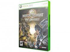 Mortal Kombat vs. DC Universe p/ Xbox 360 com as melhores condições você encontra no site do Magazine Luiza. Confira!